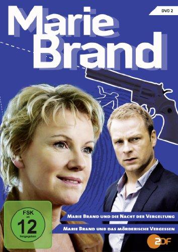 Marie Brand und die Nacht der Vergeltung / Marie Brand und das mörderische Vergessen [2 DVDs]