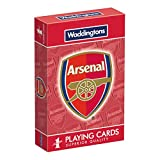 Image of Waddingtons Arsenal FC Number 1 Playing Cards