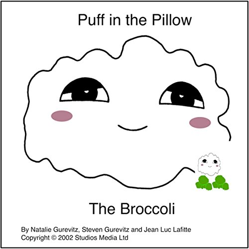 Puff in the Pillow: The Broccoli audiobook cover art