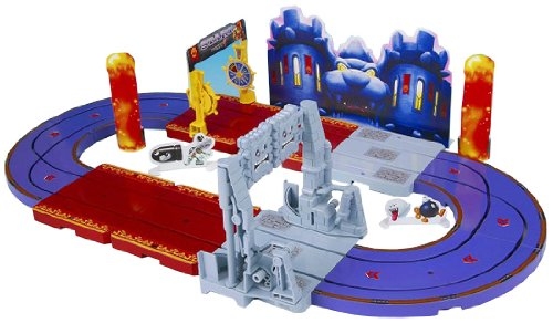 ChoroQ Mario Kart 7 Quppa Castle Circuit