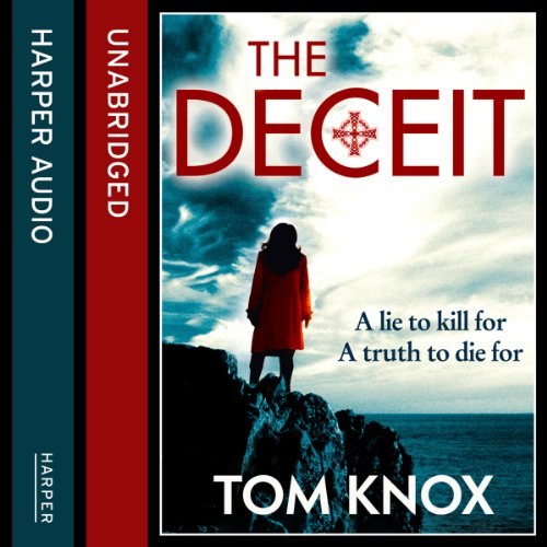 The Deceit audiobook cover art
