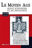 Rma_153 / revue du moyen-age 2009/3-4 tome cxv