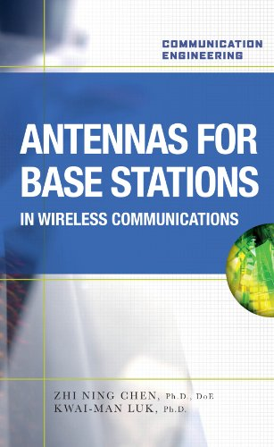 Antennas for Base Stations in Wireless Communications (English Edition)