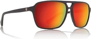 Dragon Passport DR508S 209 Matte Grey/Orange Mirror Sunglasses