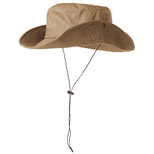 a2e3b79907e SIGGI Bucket Boonie Cord Golf Hat Fishing Hiking Cap Cotton for Men Women  UPF 50+