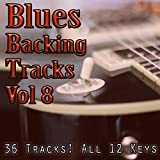 Blues Guitar Backing Tracks Jam, Vol. 8