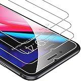 UNBREAKcable iPhone 8 Plus/7 Plus Panzerglas [3 Stck] Kompatibel mit iPhone 8 Plus/7 Plus, 9H Hrte...
