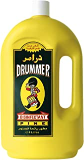 Drummer Pine Disinfectant Liquid, 4L
