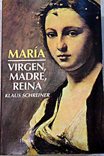 María. virgen, madre, Reina