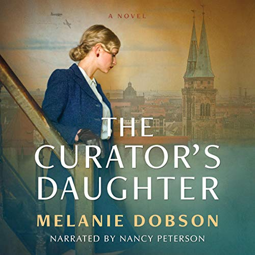 Couverture de The Curator's Daughter