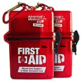 Adventure Medical Kits Water-Resistant First Aid Kit (Pack of 2)