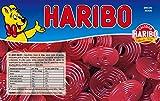 Haribo - Discos rojos - Geles dulces - 2 kg