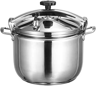 Pressure cooker food grade stainless steel explosion-proof safety soup pot to improve productivity, easy to clean hotel gas induction cooker rice cooker 15L-50L ordinary pressure