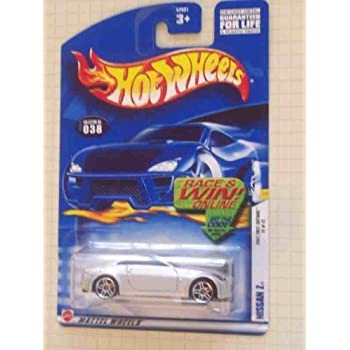 2002 Hot Wheels First Editions Nissan Z