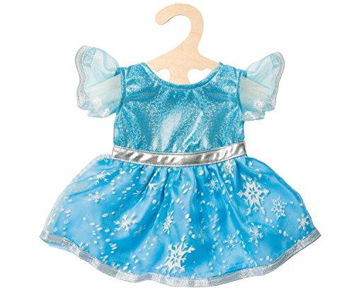 Heless 2720 - Puppenkleid, Eis-Prinzessin, Größe 35 - 45 cm
