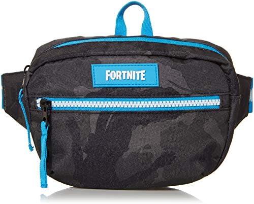 FORTNITE Kids Multiplier Waist Bag Black Blue One Size product image