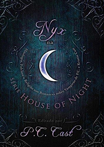 Nyx na Série House of Night