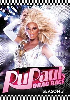 RuPaul s Drag Race  Season 3  4 Discs