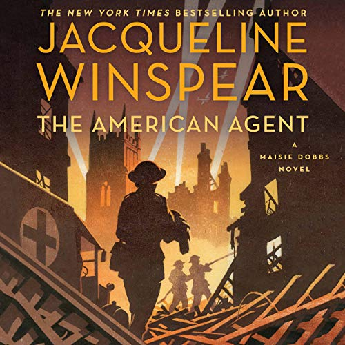 The American Agent audiobook cover art
