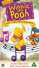 Winnie the Pooh-Sing a Song [Reino Unido] [VHS]