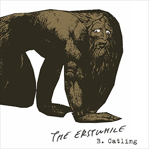 The Erstwhile audiobook cover art