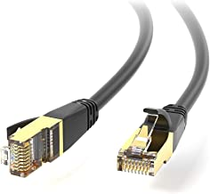 Ethernet Cable, RJ45 Cable, 26AWG Cat 8 6Feet (2 Pack)...