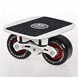 TTYY Freeline Drift Skates PU Wheels With ABEC-7 High-end Bearings Non-slip Wear-Resisting Skateboard Sports Set