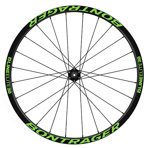 Pegatinas Llantas Bicicleta BONTRAGER Line Elite 30 WH62 Verde 531