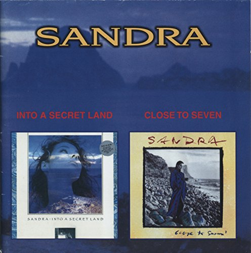 Sandra : Into a Secret Land / Close to Seven (import)