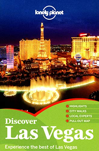 Lonely Planet Discover Las Vegas [Lingua Inglese]