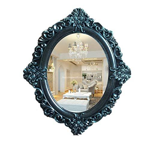 Espejo de Pared Decoración Oval