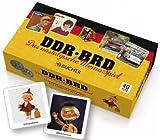 DDR - BRD Memory Spiel: ein nostalgisches Memospiel für Erwachsene und unterhaltsames Gedächtnisspiel zum Rätselraten mit lustigen und lehrreichen Motiven...