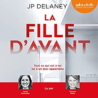 La fille d'avant cover art