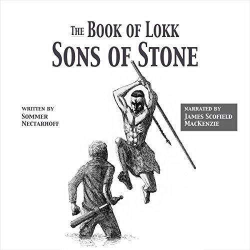 Sons of Stone audiobook cover art