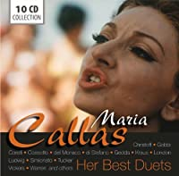 Maria Callas: Her Best Duets by Maria Callas