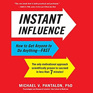 Instant Influence cover art