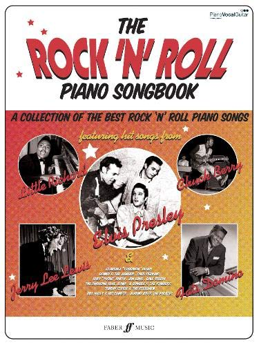 The Rock 'n' Roll Piano Songbook: (piano, Vocal, Guitar) (Piano Songbook Series)