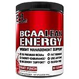 Evlution Nutrition BCAA Lean Energy - Acide Aminé Énergisant pour la Récupération et l'Endurance Musculaire, avec une Formule...