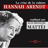 Hannah Arendt livre audio