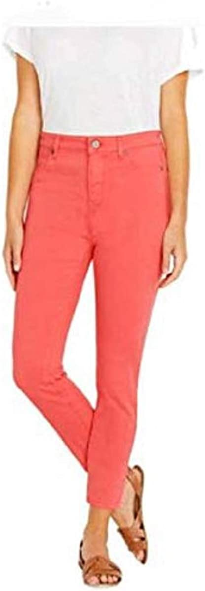 Buffalo David Bitton Ladies' High-Rise Stretch Pant Pink