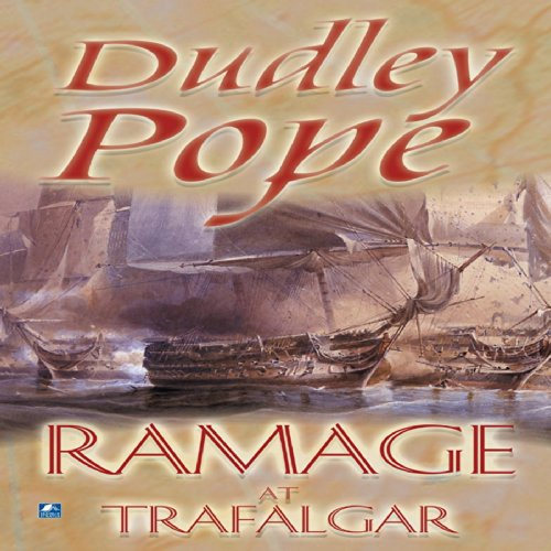 Ramage at Trafalgar cover art
