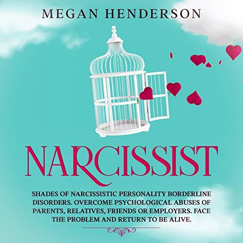 Narcissist audiobook cover art