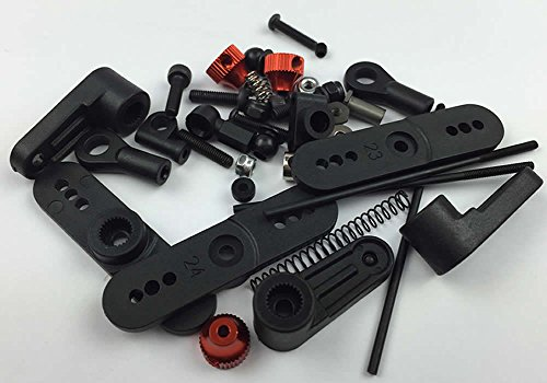 HPI Hot Bodies D815 1:8 Buggy Gas/Bremsgestänge Servoanlenkung 114740 HD9®