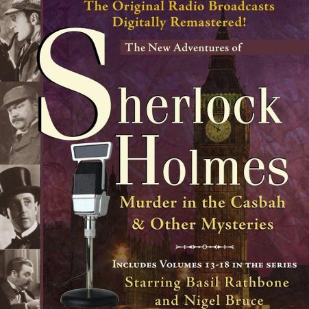 Murder in the Casbah and Other Mysteries audiobook cover art