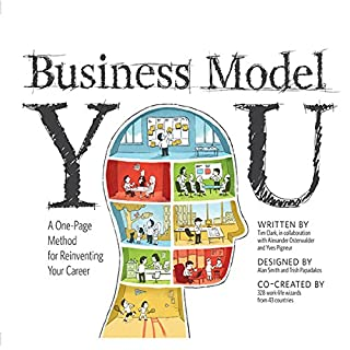 Business Model You audiobook cover art