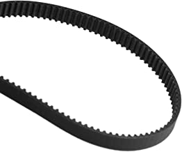 uxcell Rubber Timing Belt S2M Synchronous Open Loop Belt Timing Pulley Tools 6mm Width 1M Length