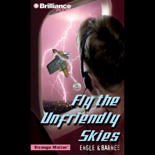 Fly the Unfriendly Skies cover art