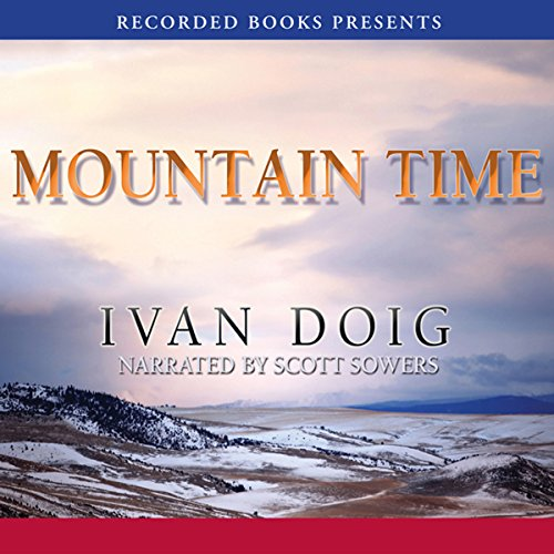 Mountain Time audiobook cover art