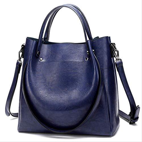 Preisvergleich Produktbild Unknow 2019 Modische Damen-Handtasche mit schlichtem Design