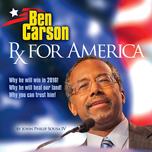 Ben Carson: Rx for America audiobook cover art